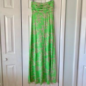 Lilly Pulitzer Size X-Small Maxi Dress